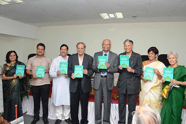 Arun Firodia's ​'Green Growth' book launched