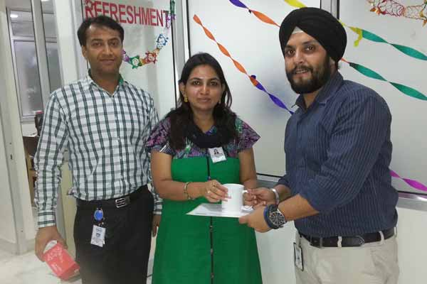Paras Hospitals, Gurgaon Encourages City's Corporate Houses to Nurture Culture for Blood Donation
