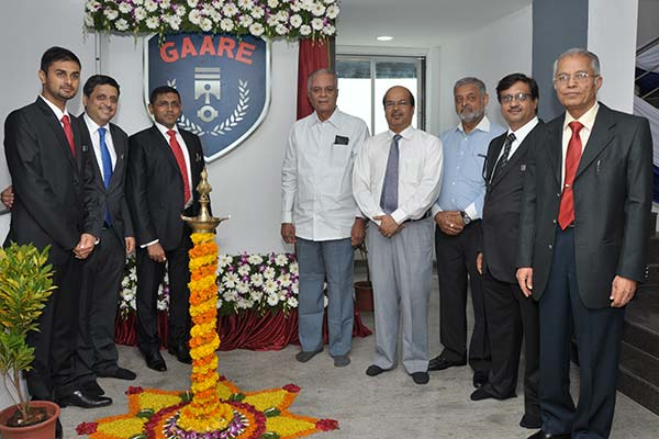 Global Academy of Automotive Retail Excellence (GAARE) inaugurated in Pune