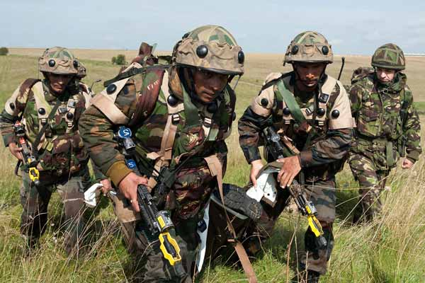 Indo-US combined military training: Indian Army teaches 'maximum restrain minimum force'