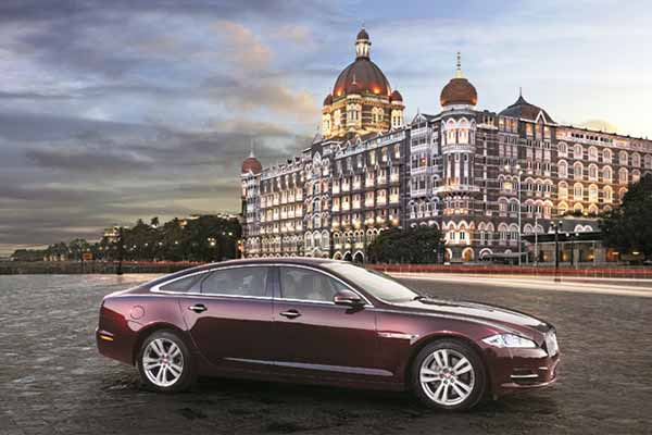 Jaguar XJ records highest growth of 300 percent in 12 months