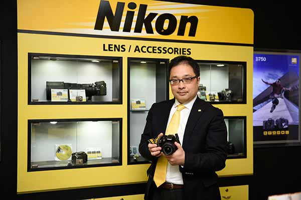Nikon India Appoints Kazuo Ninomiya as Managing Director