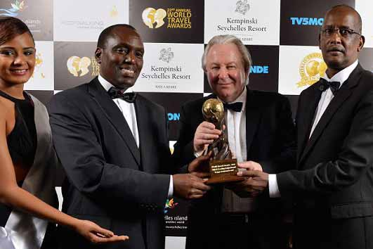 World Travel Awards: Kenya Tourist Board defends title