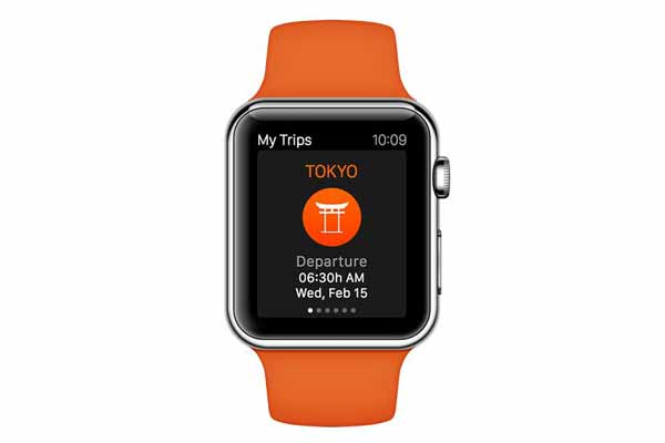 Opodo brings latest app to Apple Watch; trip details, destination information on a go