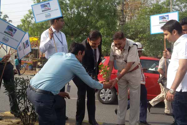 World Environment Day: Doctors at Paras Hospitals, Gurgaon expand green zone