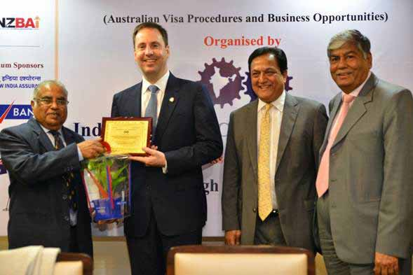 We Are Committed To Signing The Free Trade Agreement With India