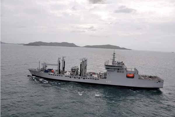 U.S., Indian and Japanese Maritime Forces to Participate in Malabar 2016