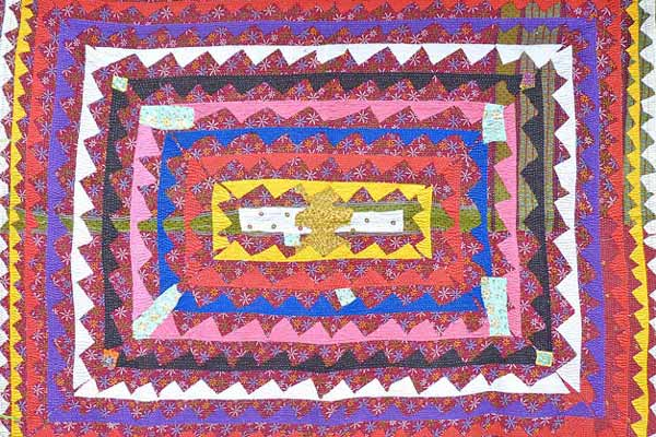 Godharis Quilts of India