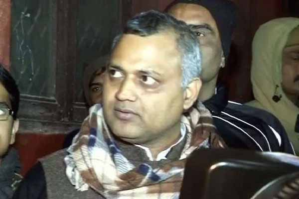 Domestic violence case against AAP Lawmaker Somnath Bharti
