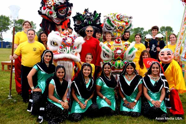 Asian culture and traditions are showcased at Asia Fest of Milwaukee
