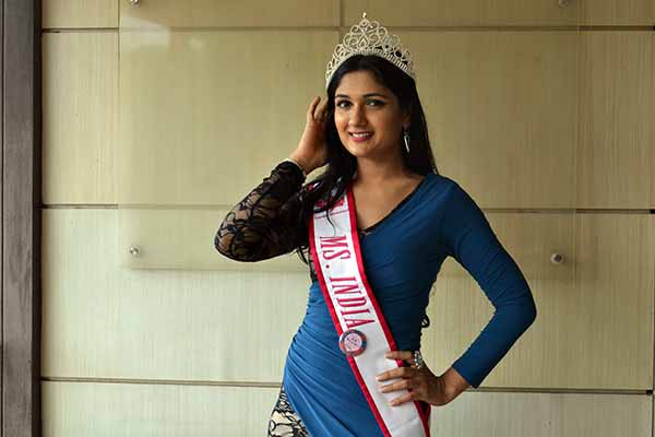 Eesha Agarwal, Pune girl to represent India in Baltimore (USA)