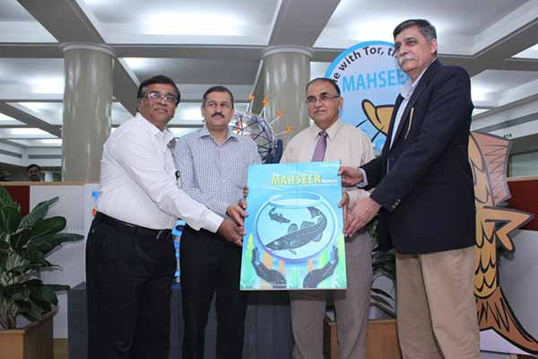 Tata Power boosts its efforts towards saving the Mighty Mahseer