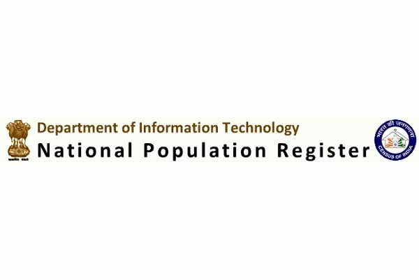 Linking of NPR data with Aadhar Numbers