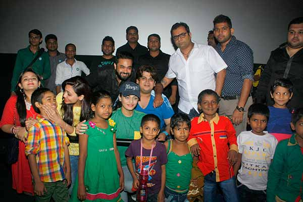 Shekhar Tolani arranged special screening of the movie Bajrangi Bhaijaan for children