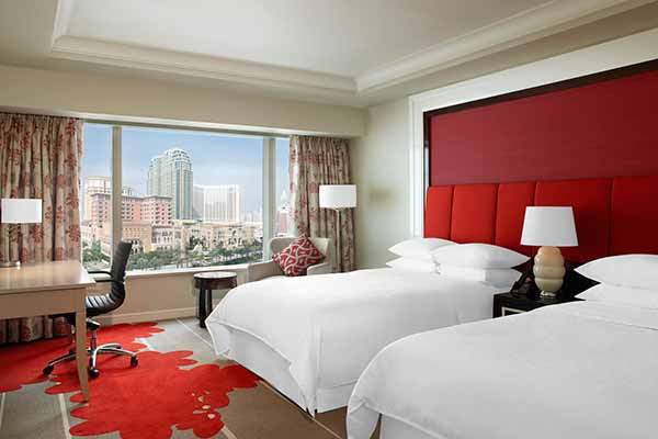 More Reasons to Meet in Macau with Sheraton Macao Hotel's New MICE Offer