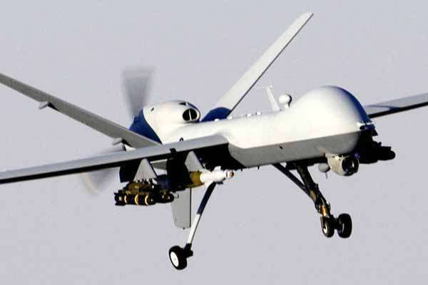 16 'IS Militants' killed near Pakistan-Afghan border in US drone strike