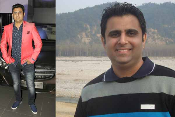 Actor Gautam Arora reveals how he lost almost HALF his body weight for the love for acting