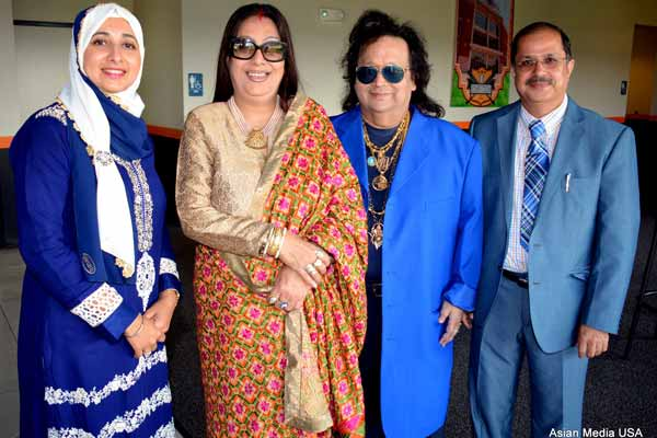 Bappi Mesmerizes FIA's Independence Day Crowd