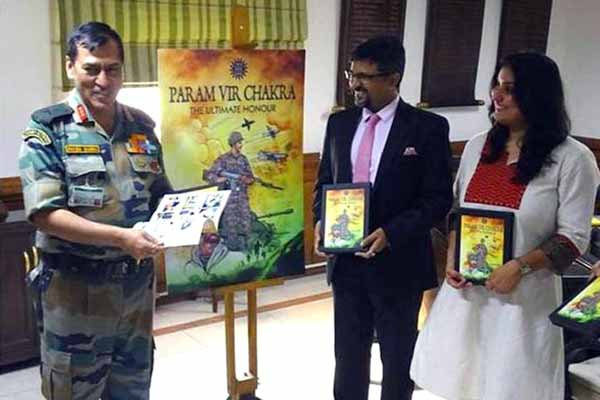 Indian Army Releases Amar Chitra Katha & Aan Comics on Inspirational Stories of War Heroes