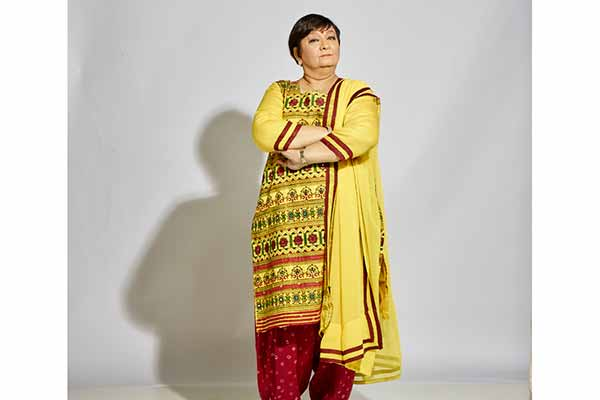 Bharati Achrekar loves her Dolly Walia look!