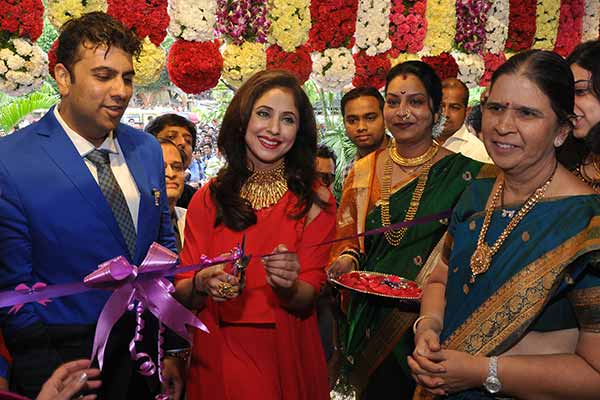 P. N. Gadgil Jewellers Pvt. Ltd revamps and re-launches its showroom at Paud Road