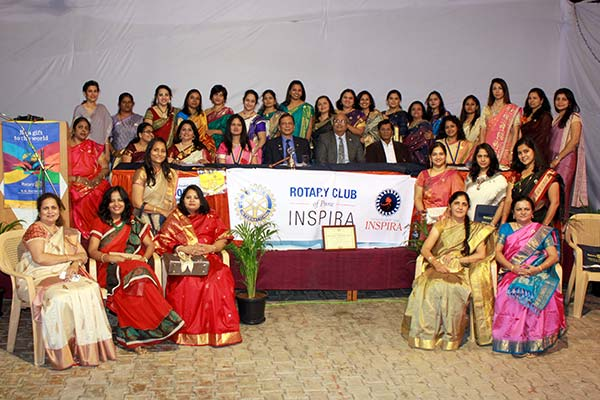 """A new all-women's """"The Rotary Club Of Pune Inspira"""" starts functioning in the city"""