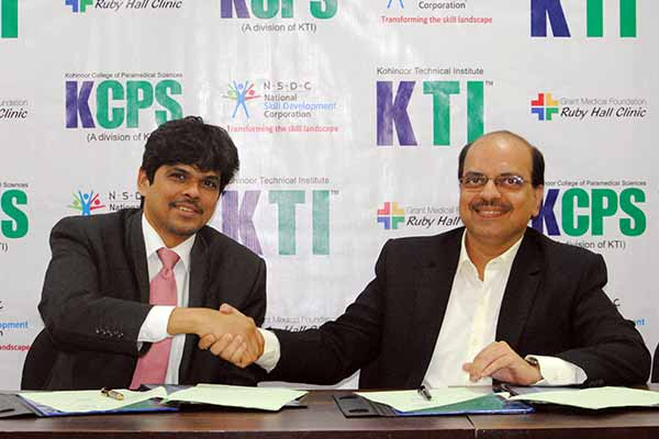 KTI partners with Ruby Hall Clinic to launch Paramedical Sciences Programmes in Pune
