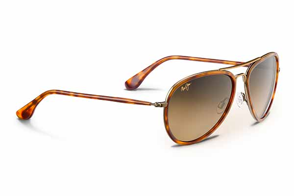 Maui Jim contemporizes the classic style of aviators with Honomanu collection