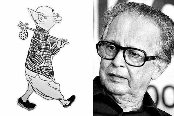Website in memory of cartoonist RK Laxman launched by Maharashtra CM