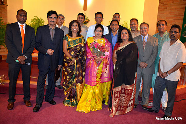 Renowned Telugu Movie Actress Divya Vani shares her inspiring journey of faith in Chicago