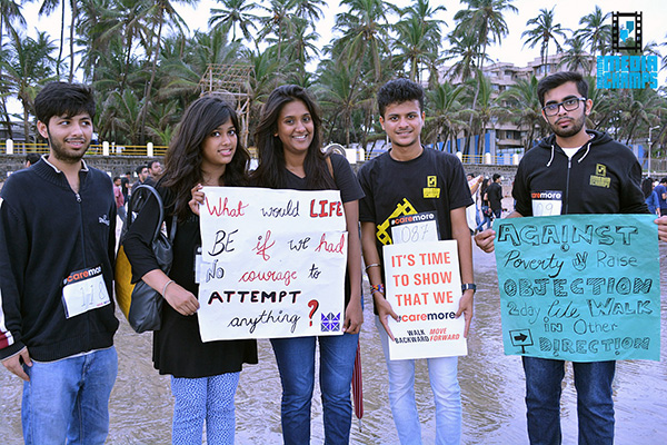A Back-A-Thon supported by the students of DGMC
