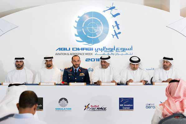 Abu Dhabi Aviation & Aerospace Week to be launched in 2016