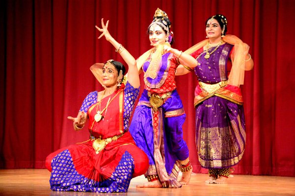 Kuchipudi enthralls audience in greater Chicago