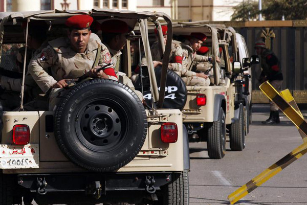 Egypt's security forces kill tourists; Mexico demands answers