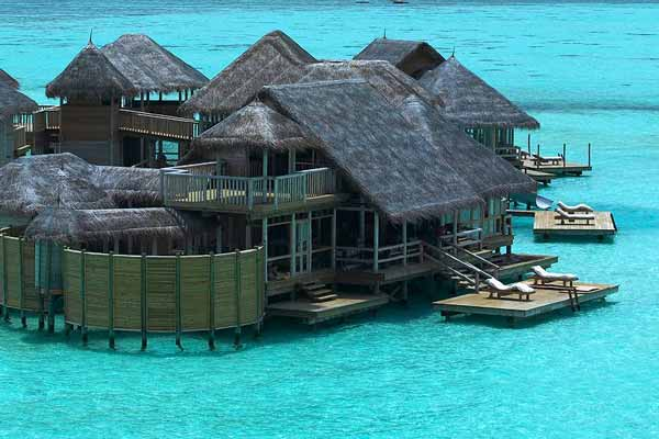Gili Lankanfushi upgrades Private Reserve villa; the largest overwater villa