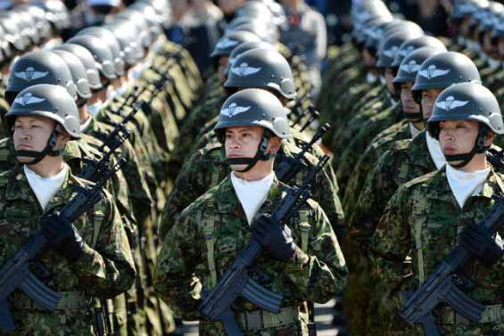Japan's military to fight overseas for first time since end of Second World War