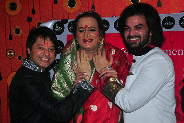 Bollywood celebrates historic SANGEET ceremony of Gay Marriage!