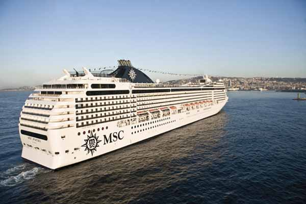 Barrhead Travel, MSC Cruises launches flight connections