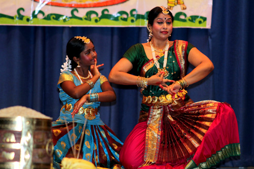 Onam celebration by MASCONN in Trumbull, CT showcases culture & traditions of Kerala, India