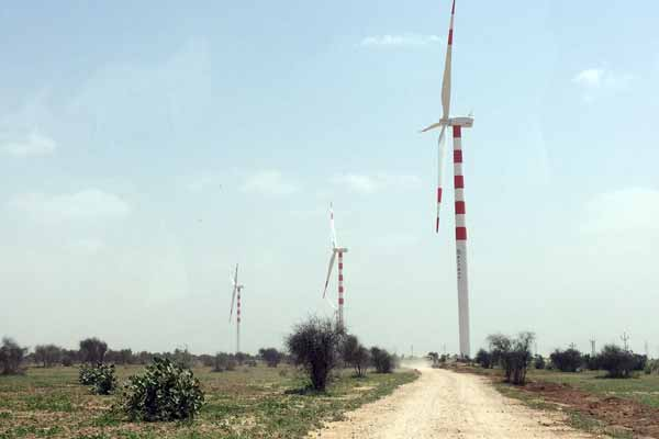 Mytrah Energy Commissions 16 8 Mw Wind Energy Project In