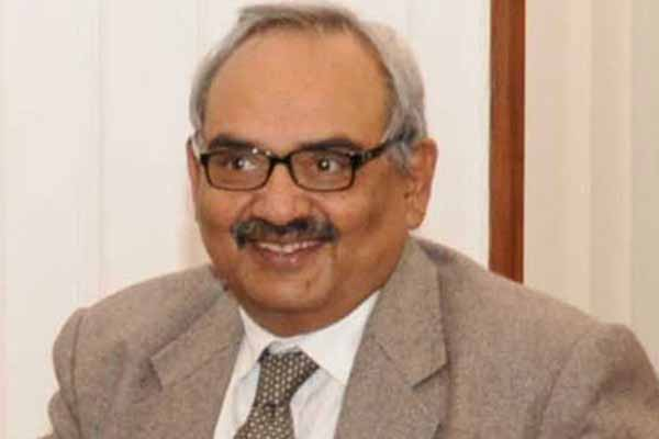 Rajiv Mehrishi appointed Home Secretary