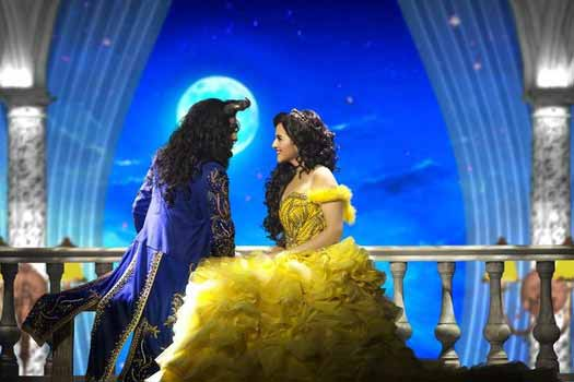 Disney India's 'Beauty and the Beast' play; Amitabh Bachchan records prologue