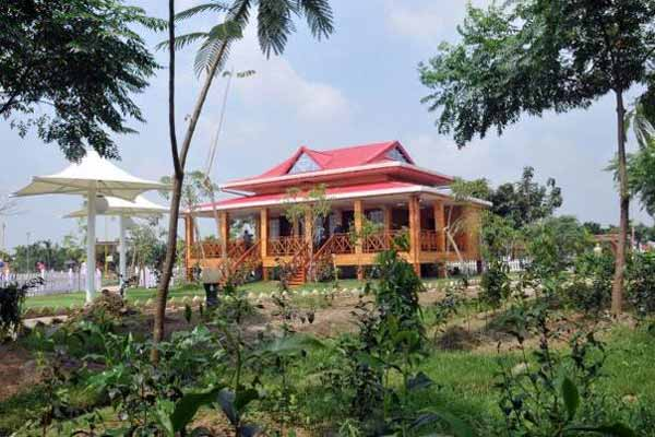 Andrew Yule & Co. Ltd. inaugurates model tea garden and tea lounge at Eco Park