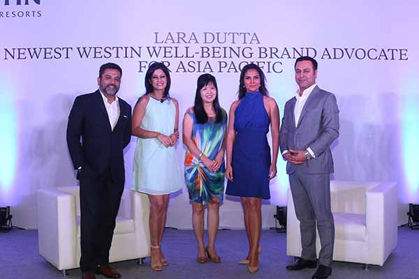 Westin Hotels & Resorts Welcomes Lara Dutta as Newest Well-Being Brand Advocate for Asia Pacific