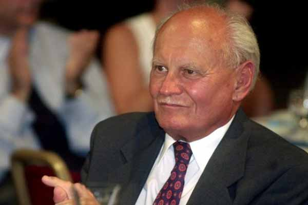 Arpad Goncz first President of Democratic Hungary dies