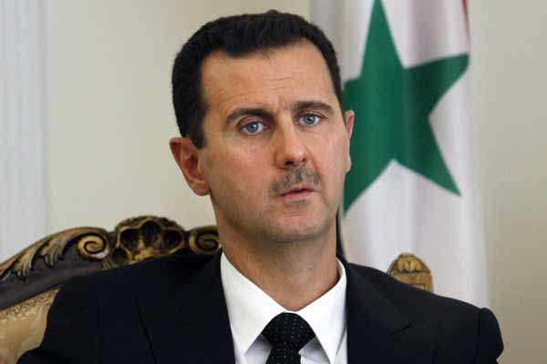 Bashar al-Assad: India has a role to play in combating terror