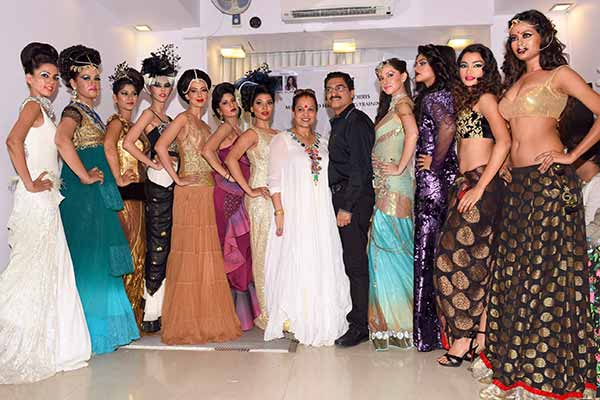 Bharat & Dorris, mega fiesta of hair & makeup!