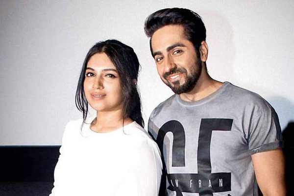 Ayushmann Khurrana & Bhumi Pednekar to star for Anand L Rai's next romantic flick