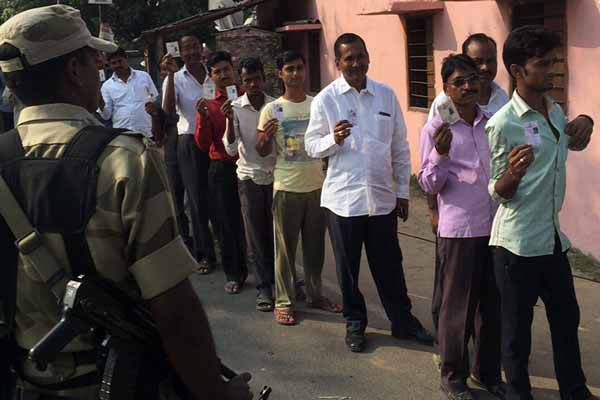 Bihar Polls: 13 Percent turnout recorded in first 2 hours