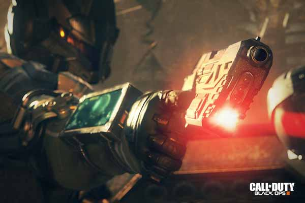 Call of Duty: Black Ops 3; Pre-Orders now up in India